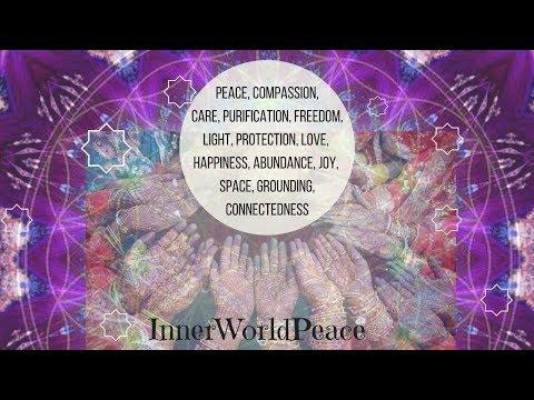 InnerWorldPeace July Online meditation