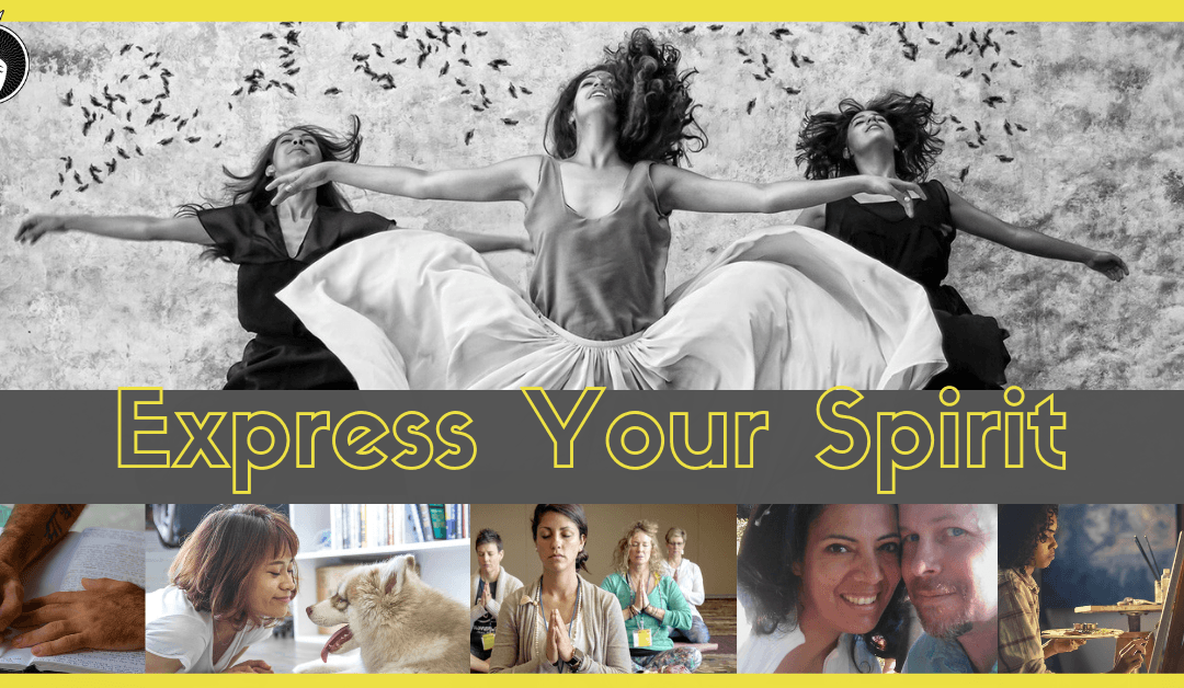 What do you need to know about the Express Your Spirit challenge