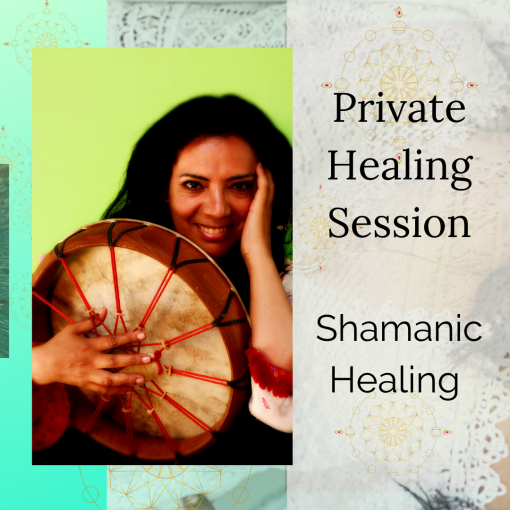 private Shamanic healing with Galitta