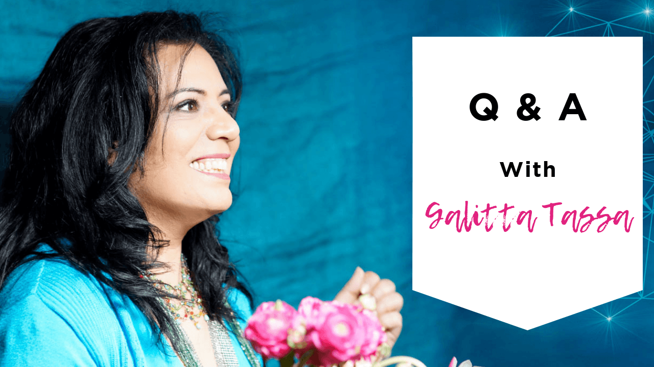 Q&A with Galitta