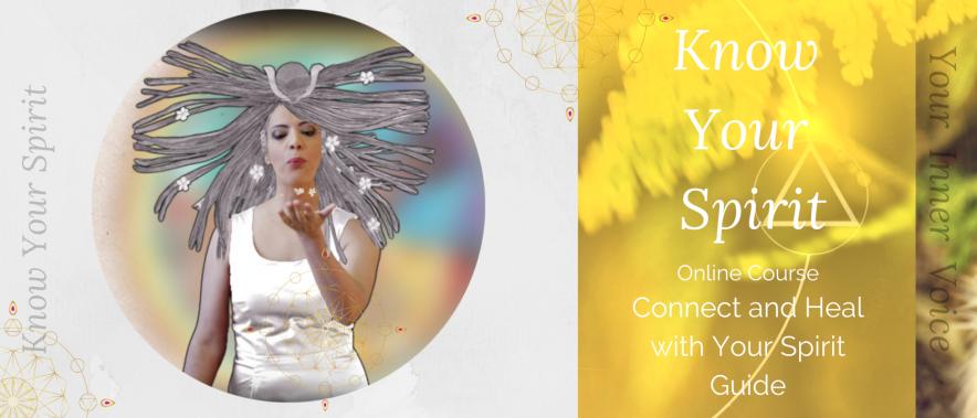 Know Your Spirit comi