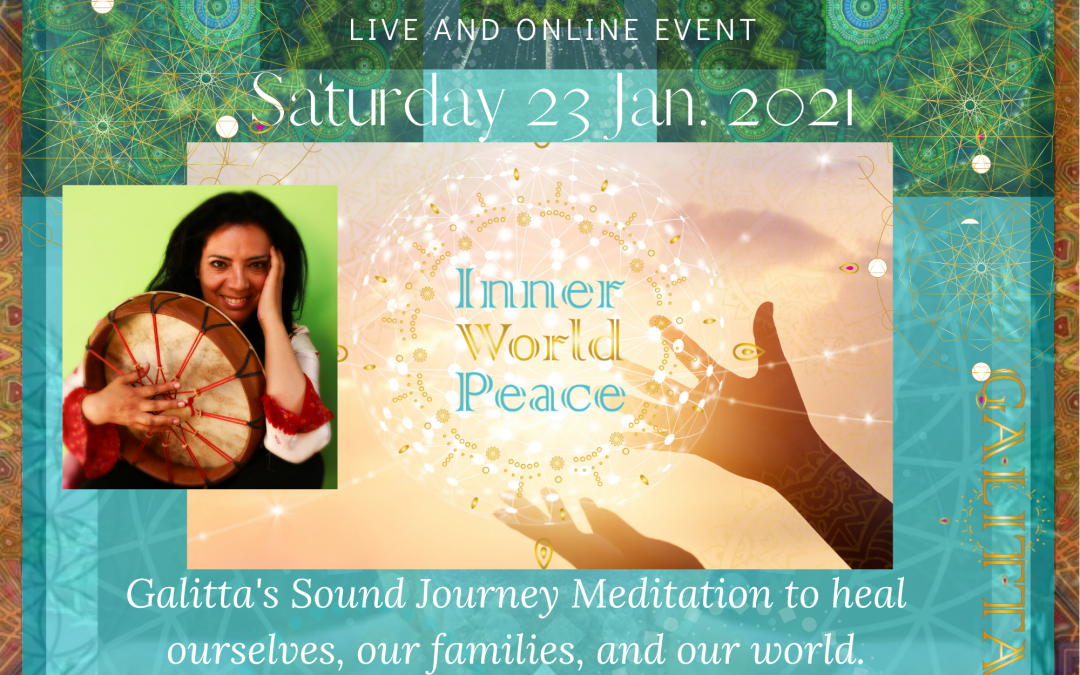 inner world peace: Sound Meditation