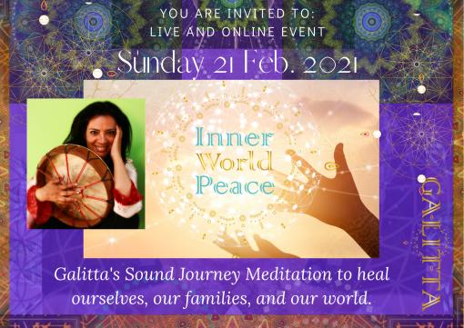 Inner World Peace: Event: #2 Empowered Leadership