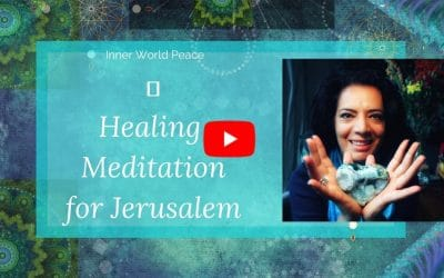 Jerusalem, 🎵 meditation and Pippi Longstocking❓