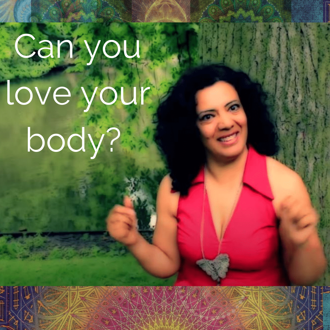 Love your body -Three levels Step ione