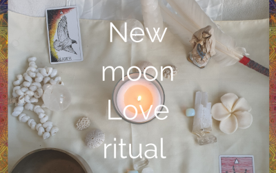 We're going to get married….This new moon