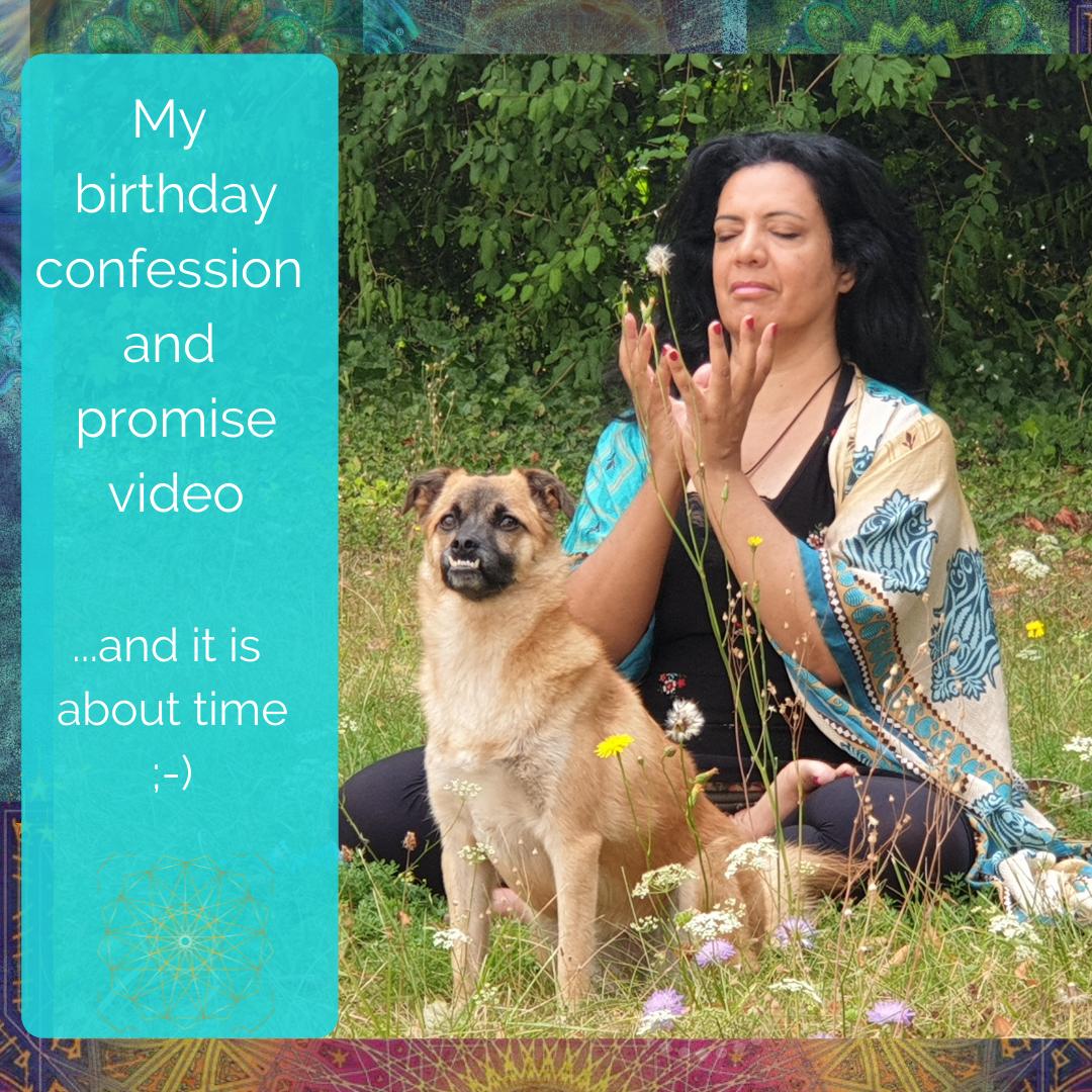 Galitta video confession